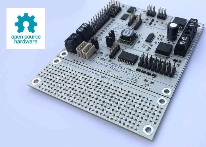 Ultimate Raspberry Pi Robot Controller