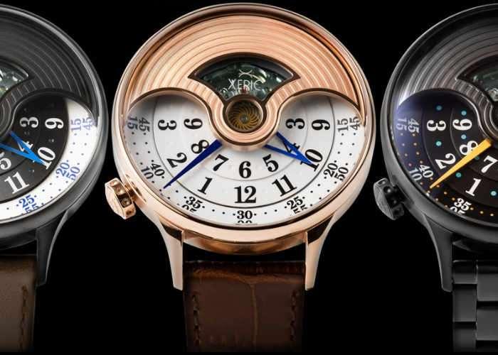 Unique Evergraph Watch