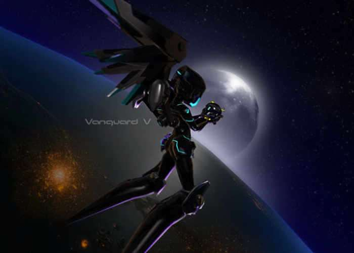Vanguard V Virtual Reality Game