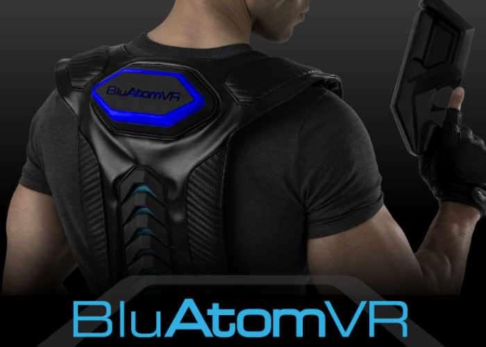 Virtual Reality Gun Controller