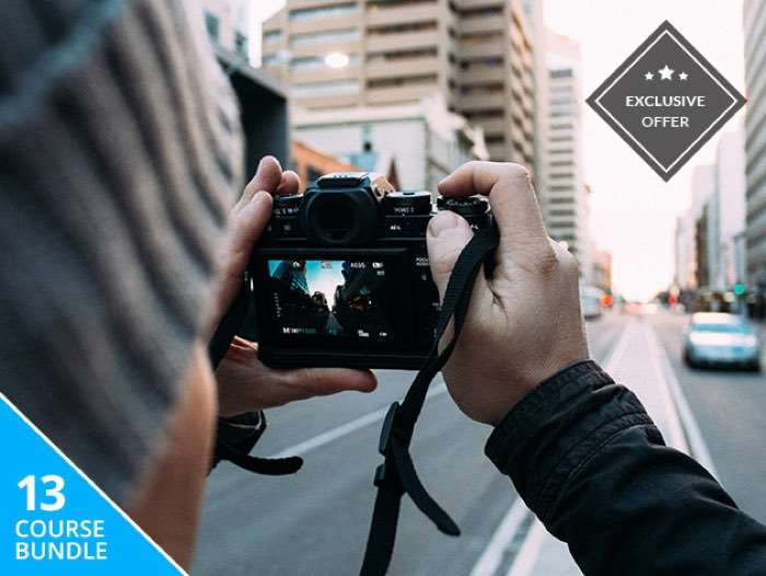 Adobe KnowHow All-Inclusive Photography Bundle