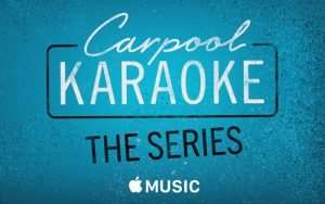 Carpool Karaoke Is Coming To Apple Music (Video)