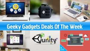 Geeky Gadgets Deals Of The Week, 25th February 2017