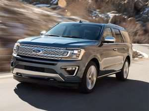 2018 Ford Expedition is All-New and uses 3.5L EcoBoost