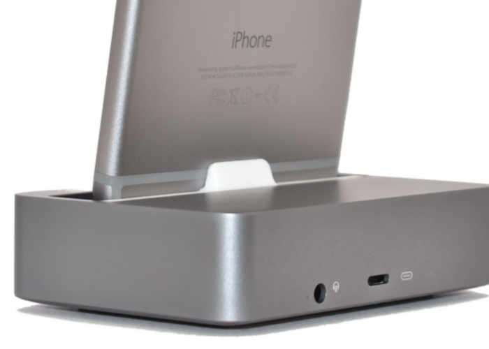 iPhone MFi Dock