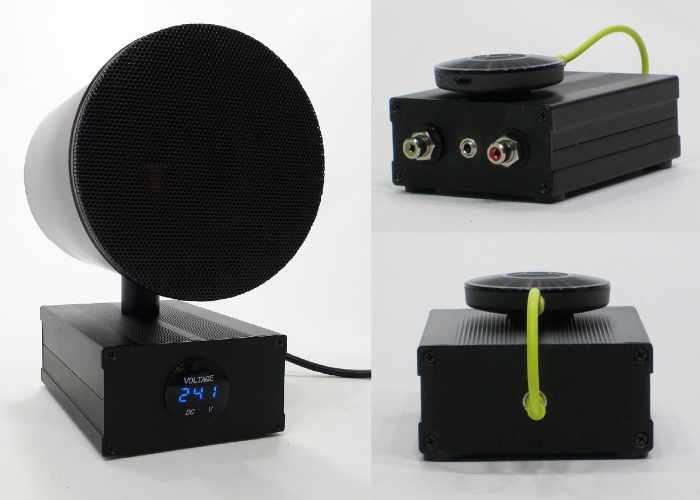 ionTweeter Plasma Tweeter Speaker