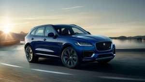 2018 Jaguar F-Pace, XF And XE Get New Engine