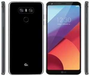 LG G6 Press Shots Leaked