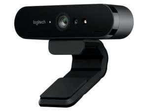 Logitech BRIO Is A 4K HDR Webcam