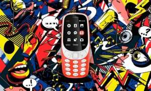 New Nokia 3310 Announced At MWC 2017