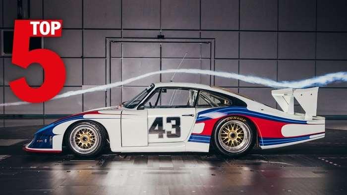 Top 5 Porsche Spoilers