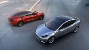 Tesla Model 3 On Track For Mass Production In September