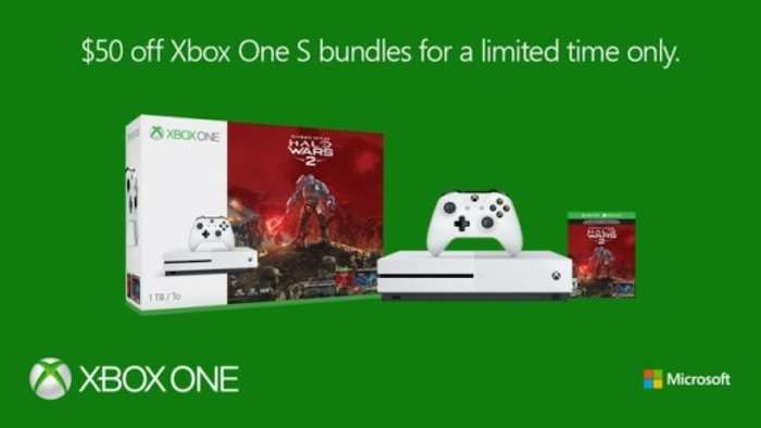 Xbox One Gets A Price Cut Too