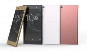 Sony Xperia XA1 and Xperia XA1 Ultra Officially Unveiled