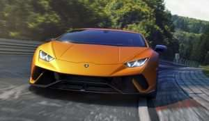Lamborghini Huracán Performante Announced In Geneva