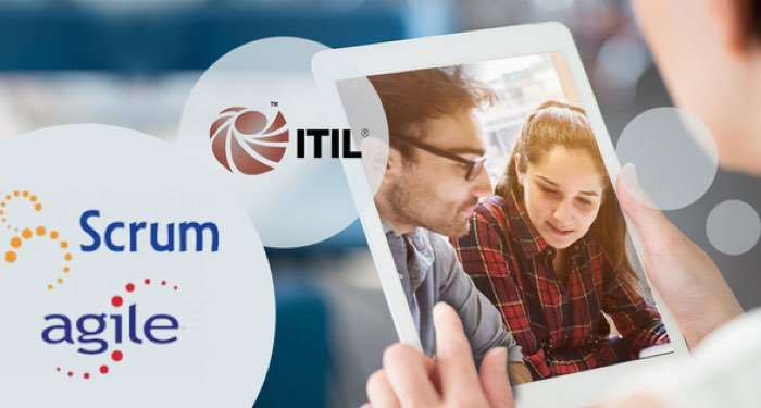 ITIL with Project Management, Agile, and Scrum