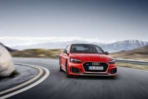 New Audi RS5 Goes For A Spin (Video)