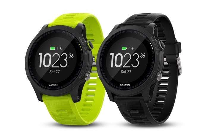 Garmin's new Forerunner 935 is a high end multisport watch