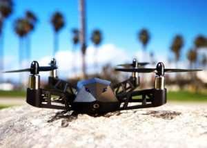 Kudrone Mini 4K Camera Drone Offers Auto-Follow, GPS And More (video)