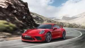 New Porsche 911 GT3 Video Released