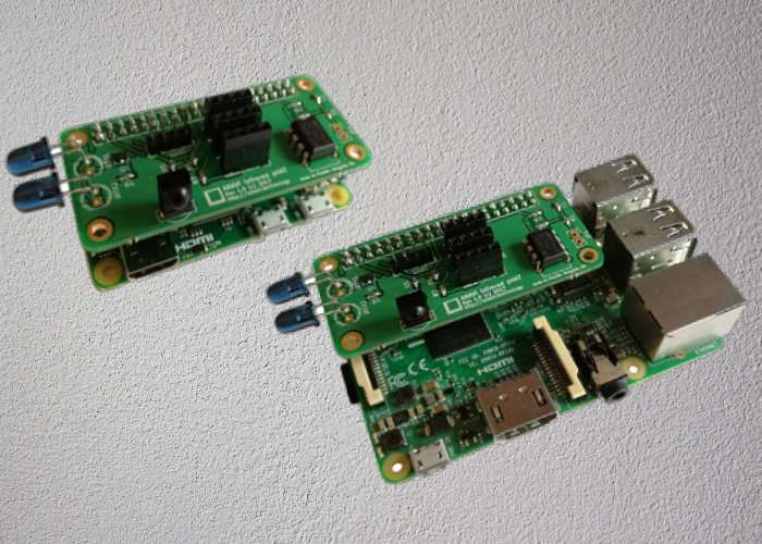 ANAVI Infrared pHAT for Raspberry Pi