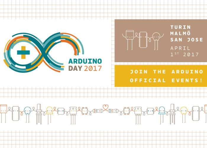 Arduino Day Schedule Of Events