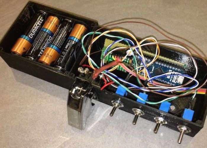 Arduino Motorised Camera Slider Project