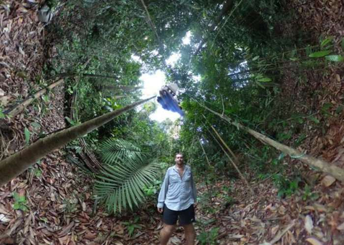 Arduino Powered 360 Degree Animal Camera Trap