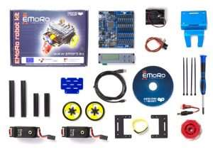 EMoRo Educational Arduino Robot Now Available For €137