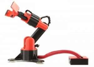 $89 LittleArm Big Arduino Robot Arm (video)