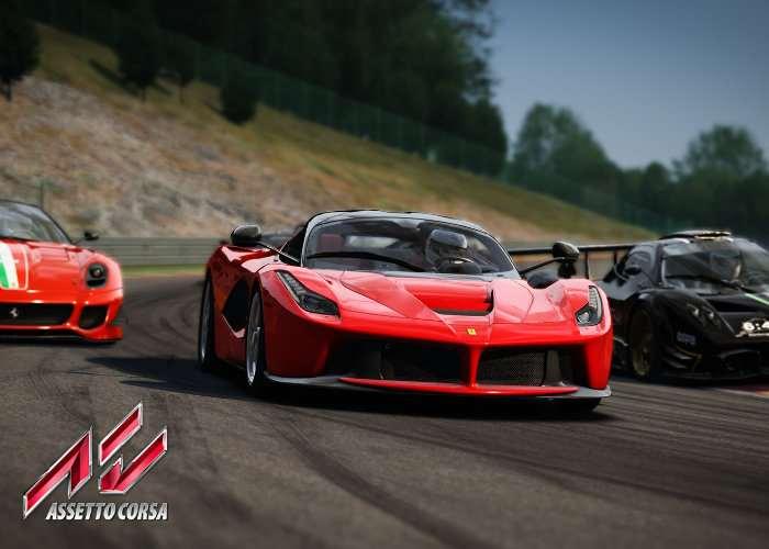 Assetto Corsa Racing Simulation Game