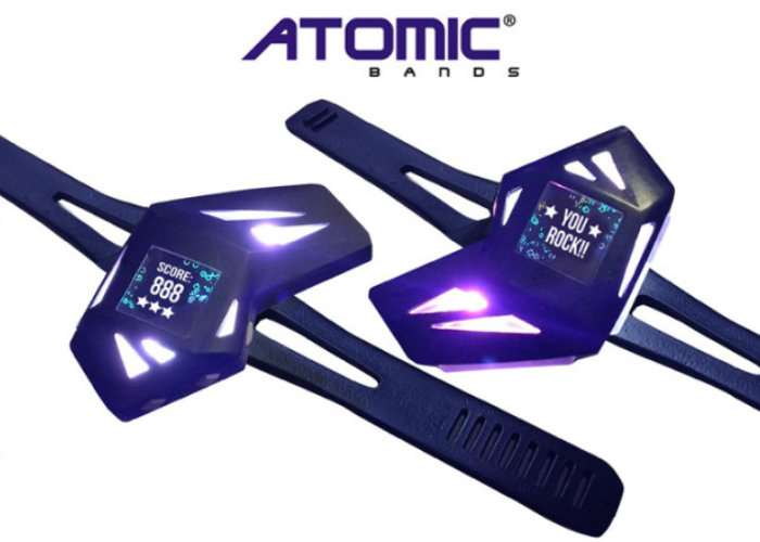 Atomic Bands Smart Wearable