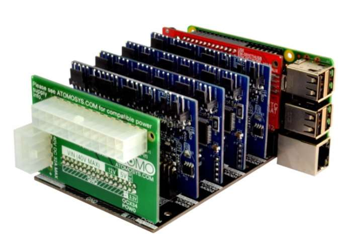Atomo Modular Electronics System