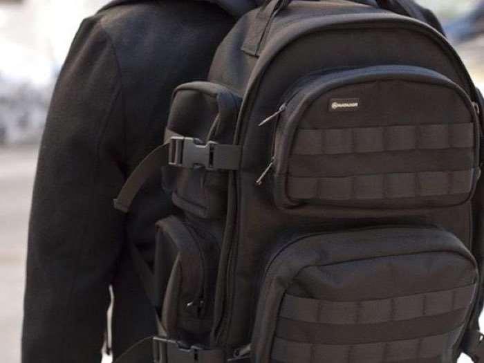 Ballistic Backpack