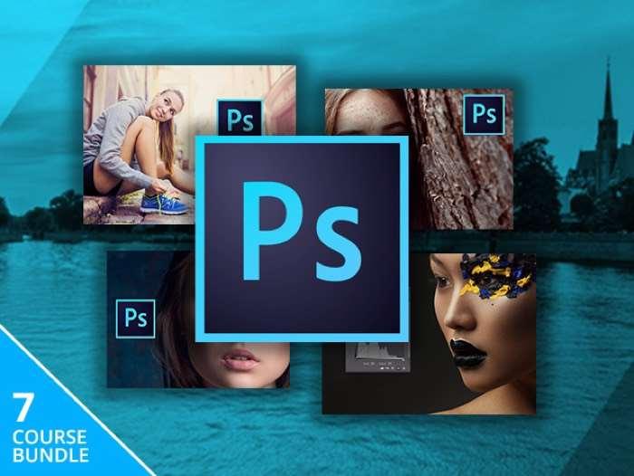 Become a Photoshop Pro Bundle