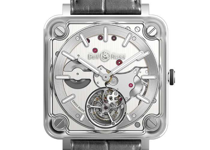 Bell & Ross BR-X2 Tourbillon Micro-Rotor Watch