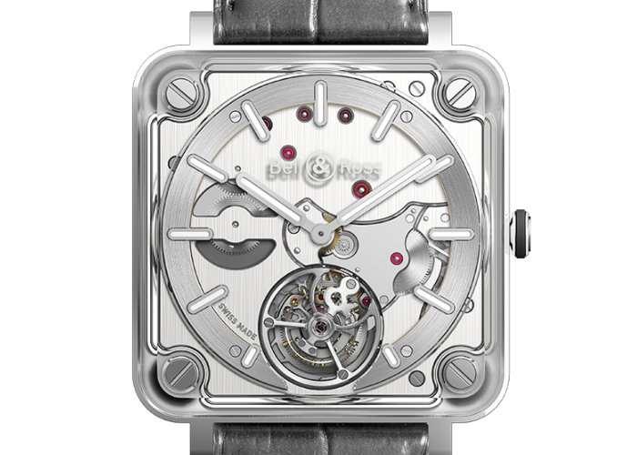 Bell & Ross BR-X2 Tourbillon Micro-Rotor Watch