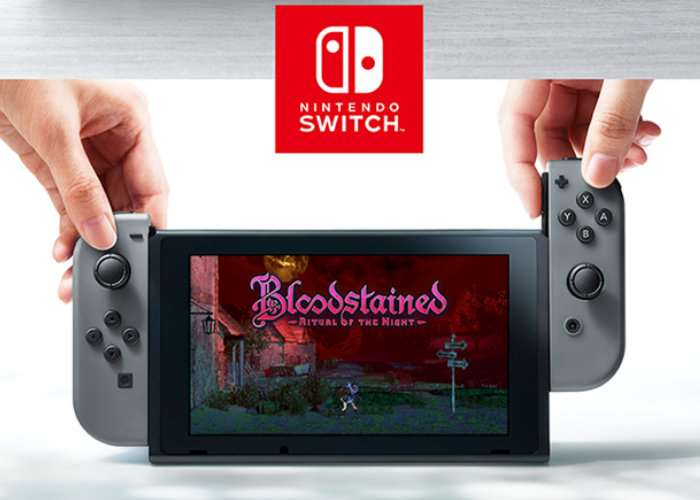 Bloodstained- Ritual of the Night Nintendo Switch