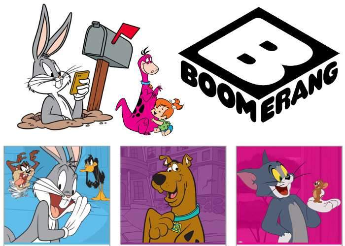 Boomerang Cartoon Streaming