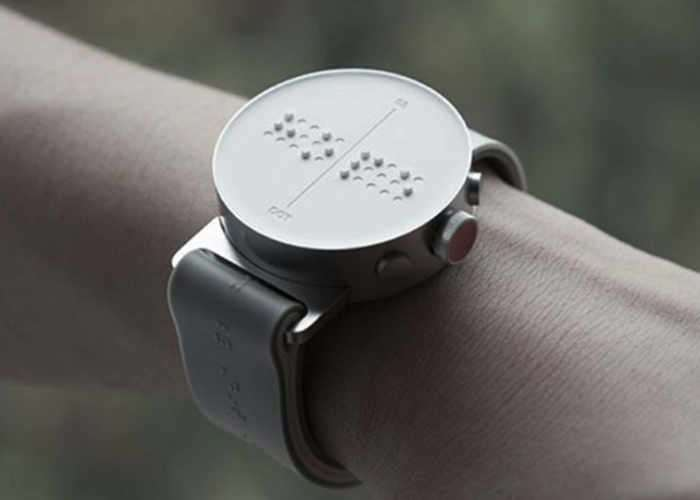 Braille Smartwatch