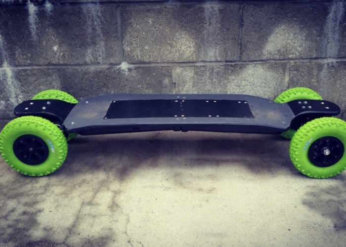 CARVON Electric Longboard