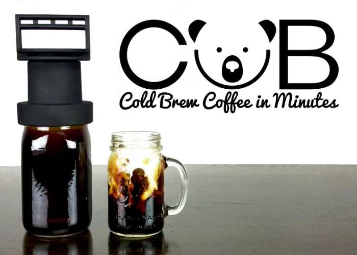 CUB Cold Brew Coffee Systems