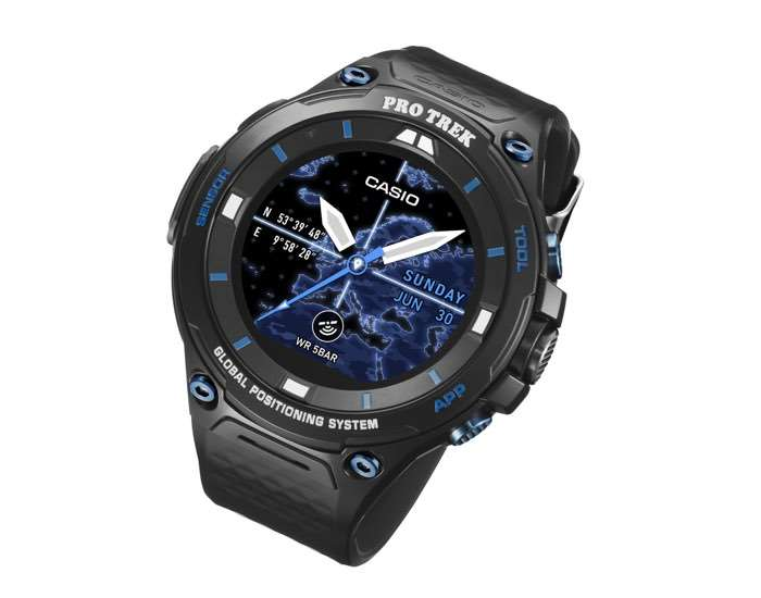 Casio PRO TREK Smart WSD-F20S