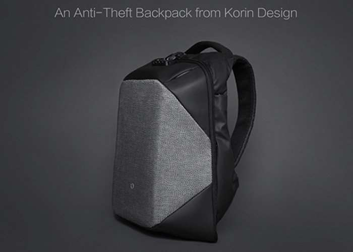 ClickPack Pro Anti-theft BackPack