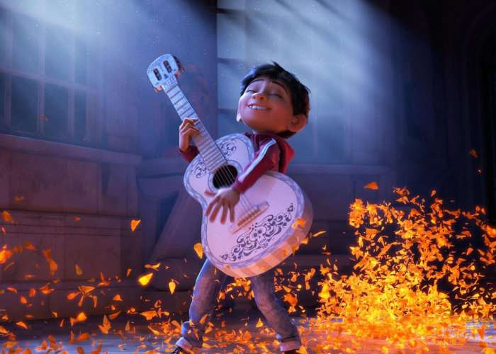 The Clean Cut: Trailer for the upcoming Disney Pixar film, 'Coco,' released