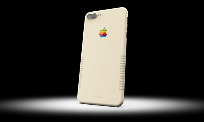 Colorware IPhone 7 Plus Retro Edition