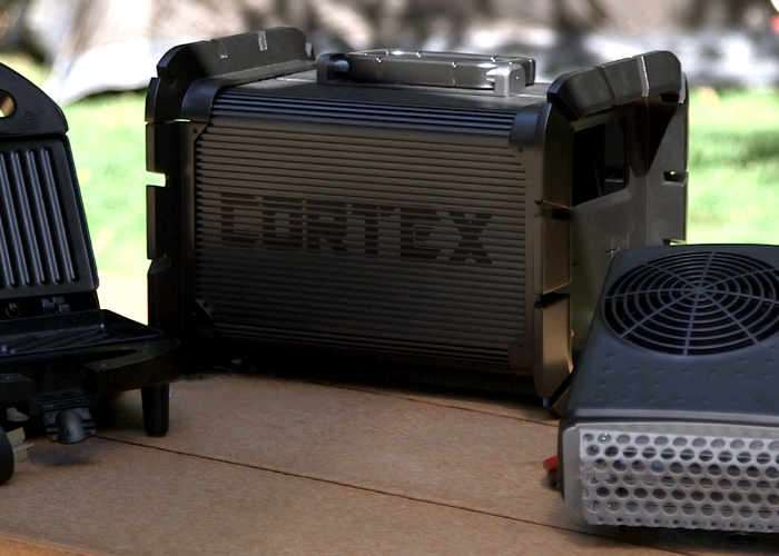 Cortex Rugged Off-Grid Smart Battery