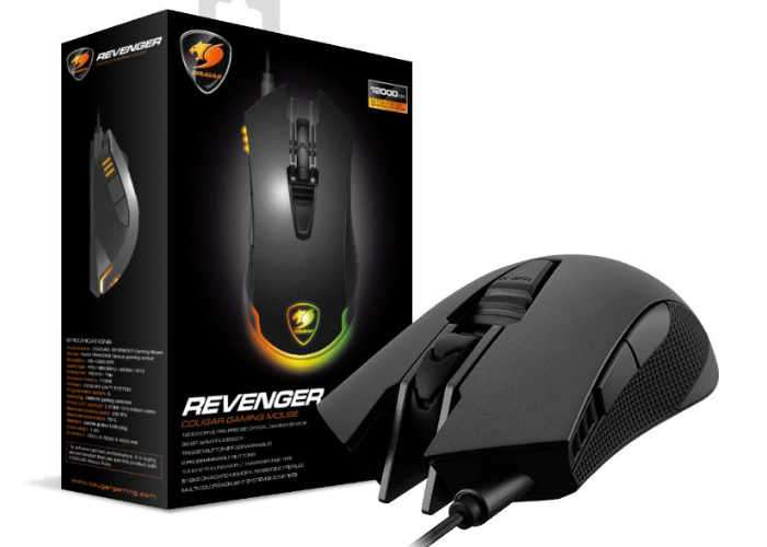 Cougar Revenger Optical Gaming Mouse