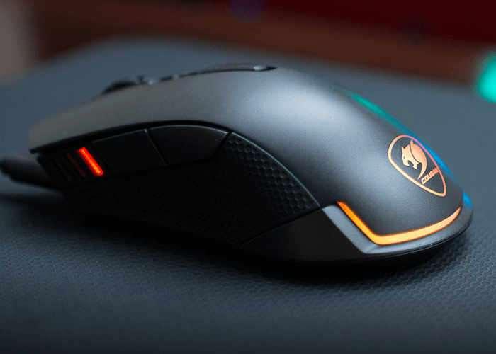 Cougar Revenger RGB Optical Gaming Mouse