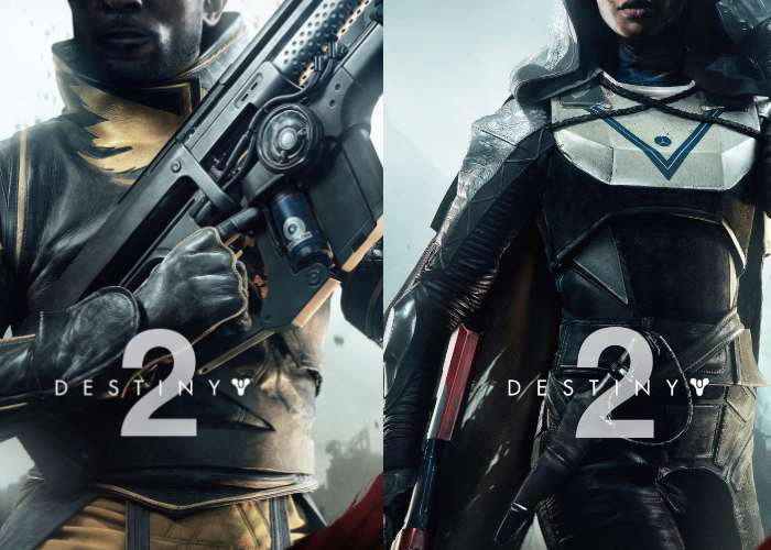 Destiny 2 Launch Date Set For September 8th 2017 (video)